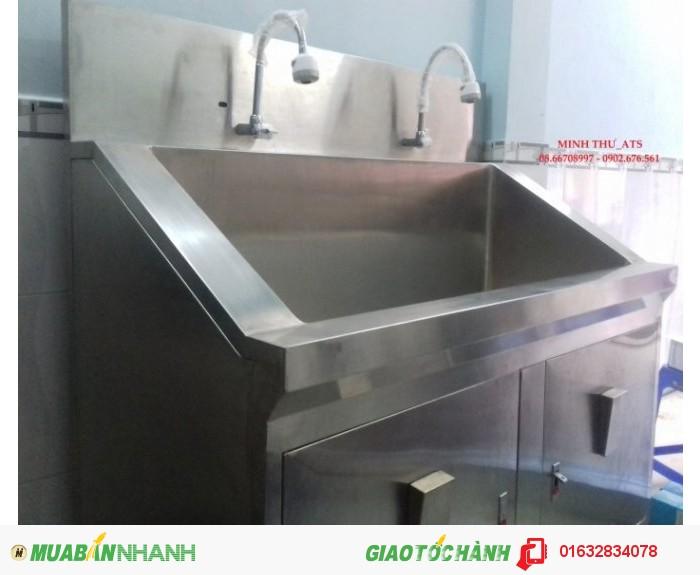 Bồn rửa tay tiệt trùng phòng mổ ưu đãi giá rẻ trong tháng
