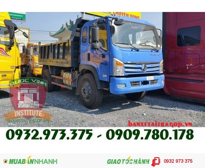 Công ty bán xe BEN Trường Giang 9t2/9 tấn 2/9.2 tấn/ giá rẻ