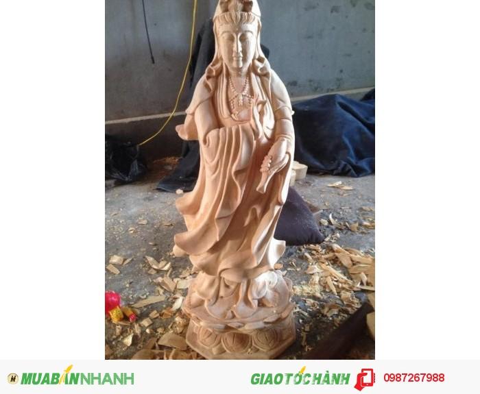 Tượng Phật Bà Quan Thế Âm0