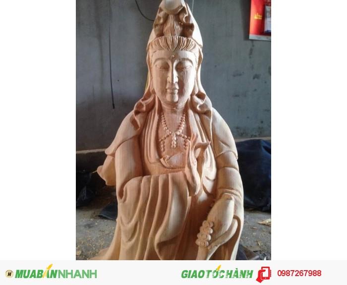Tượng Phật Bà Quan Thế Âm1