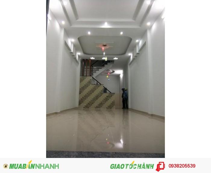 Bán gấp nhà mới tại hẻm 206 đường Huỳnh Tấn Phát Thị Trấn Nhà Bè, Tp. Hồ Chí Minh.