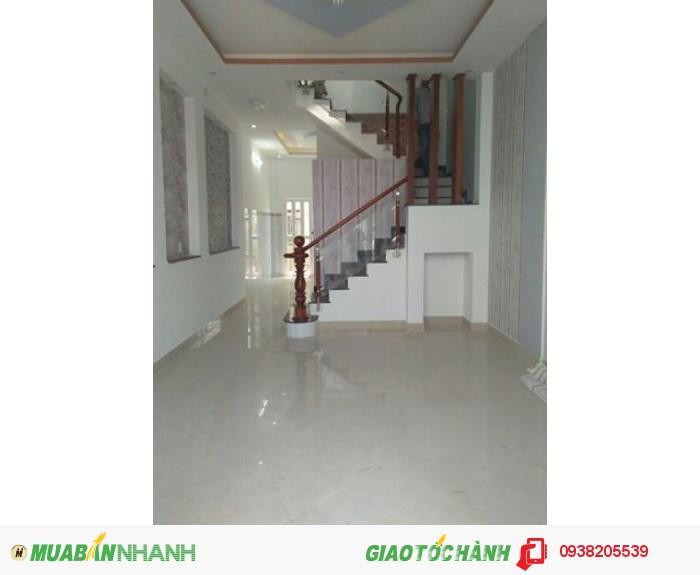 Bán nhà 1 lầu, hẻm 550 Huỳnh Tấn Phát, Nhà Bè
