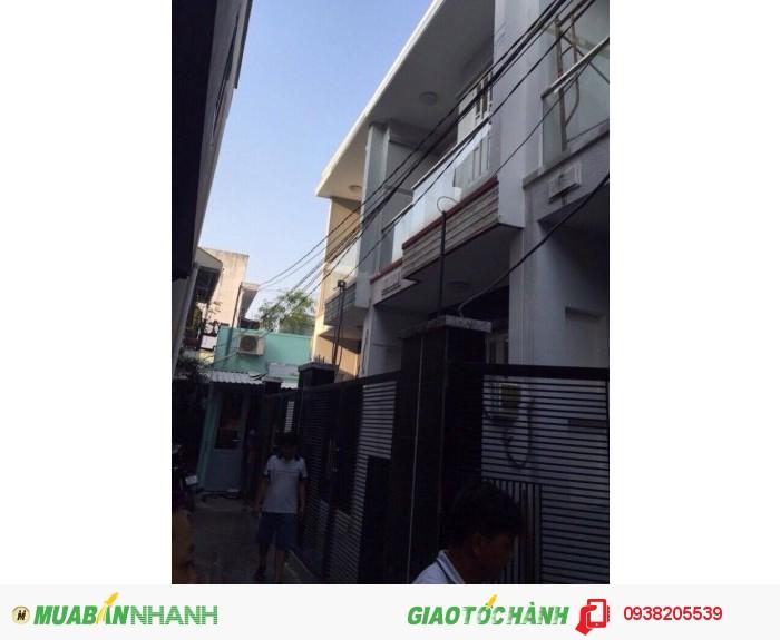 Bán nhà sổ hồng riêng 382/Kp7 Huỳnh Tấn Phát, Thị Trấn Nhà Bè