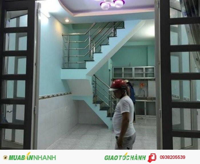 Bán nhà riêng tại địa chỉ 382/27/KP7 Huỳnh Tấn Phát, TT Nhà Bè