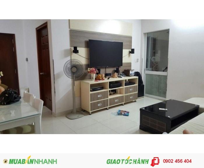 Bán Căn hộ chung cư Phú Thạnh Aparment, DT 91m2, 4PN, giá  1.55 tỷ