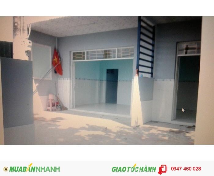 Bán nhà mới xây xã Mỹ Thạnh An - Tp. Bến Tre