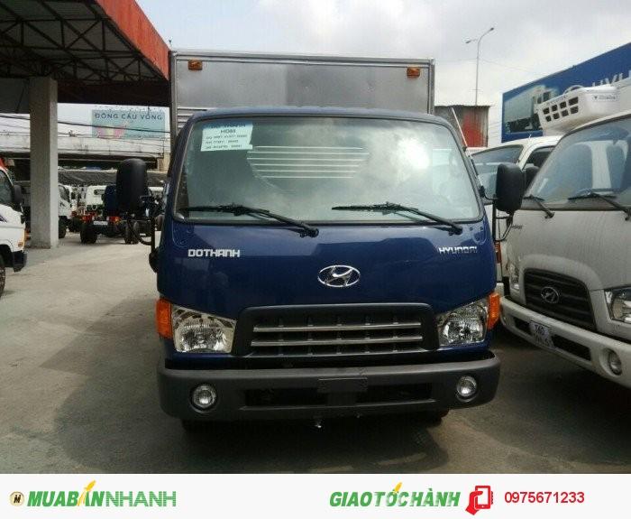 Hyundai hd99 7,2 tấn Hỗ trợ trả góp 80% qua ngân hàng 1