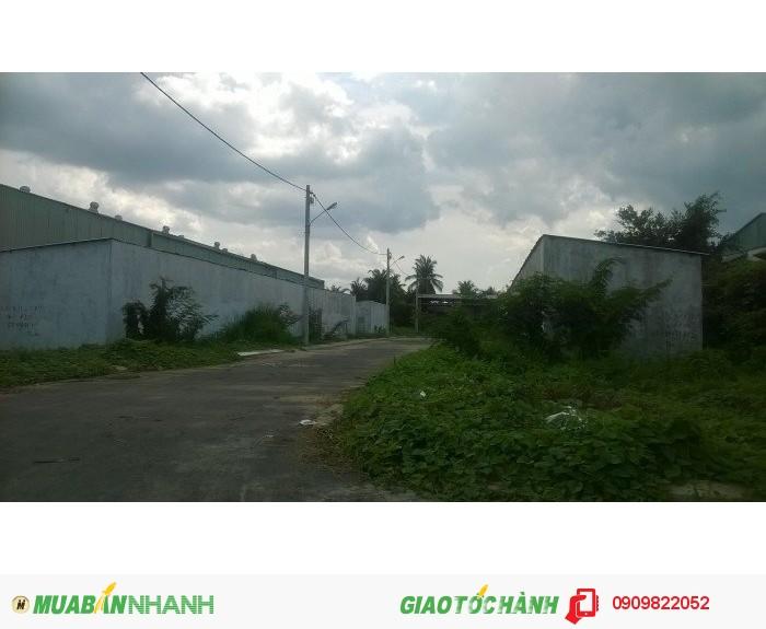 Bán đất đường An Phú Đông 03 gần Vườn Lài