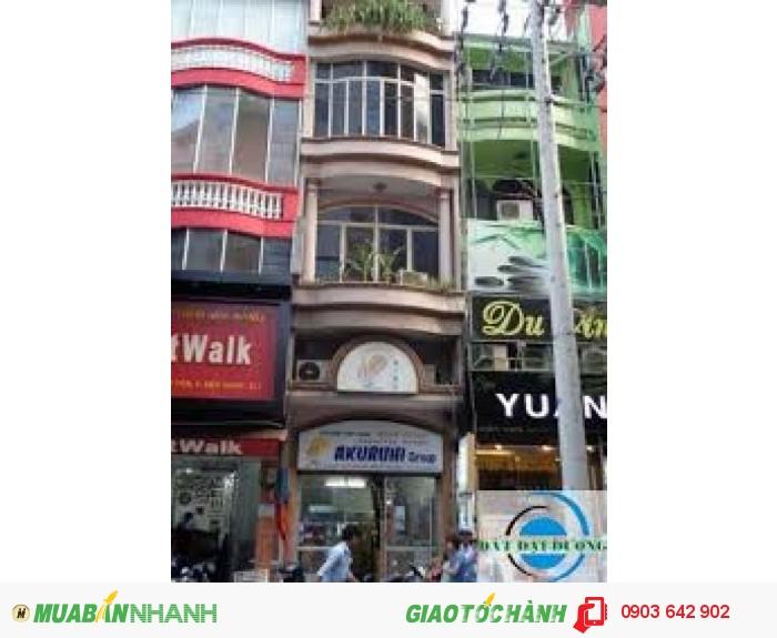 Cần Bán Mt 5 Lầu Khu Tân Định Q1 Dt 4 X 23m, Giá 15.3 Tỷ
