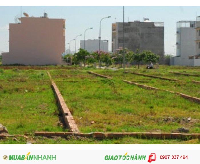 Cần bán đất mặt tiền đường 1A, khu trung tâm Tên Lửa. DT: 4x21m