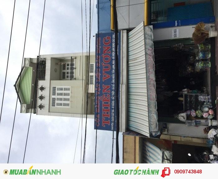 Cần bán nhà mặt tiền khu đông dân sầm uất Linh Xuân Thử Đức