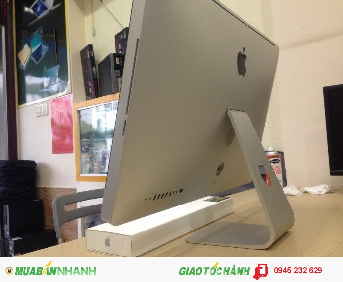 Apple Imac 27 inch Mid 2011 MC814LL/A Fullbox