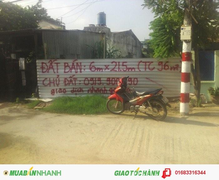 Bán đất ngay KDC Vạn Phúc,phường Hiệp Bình Phước,Thủ Đức