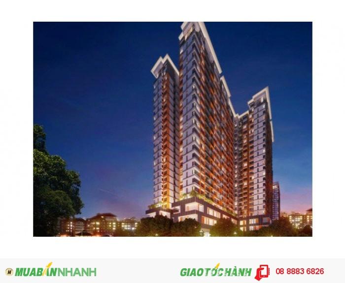 Bán Căn hộ cao cấp Dragon Hill Residence and Suites 2 gần Phú Mỹ Hưng