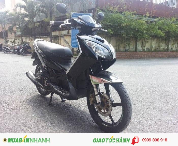 Yamaha Nouvo II Bánh Mâm Thắng Đĩa Mới Đẹp Long Lanh - Máy Êm Ru 3