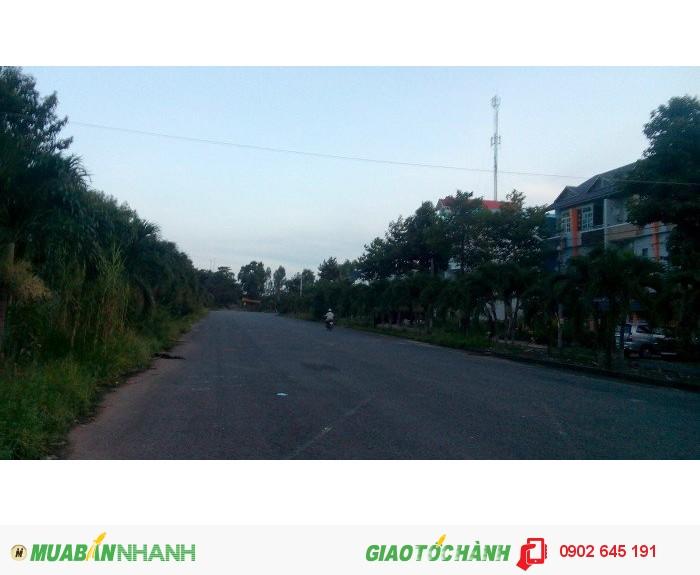 Bán cặp nền gần đại học An Giang