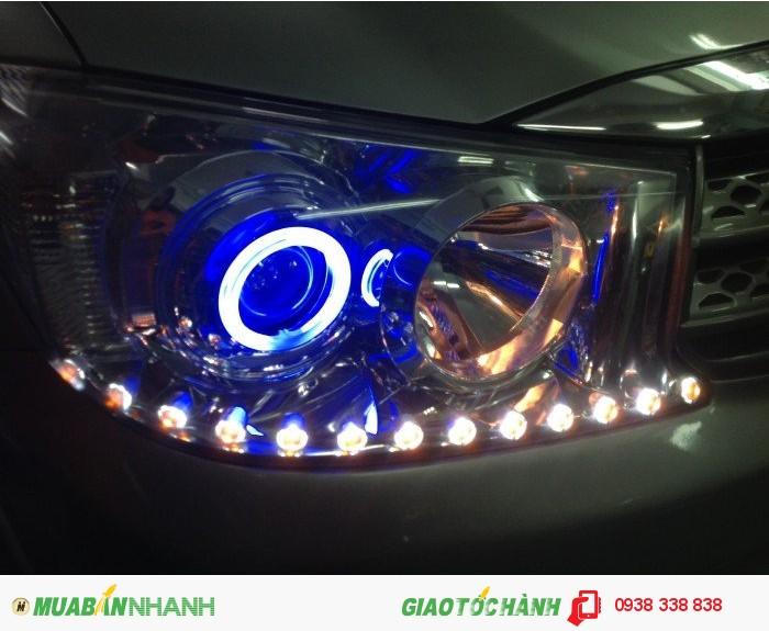 Độ đèn các loại xe