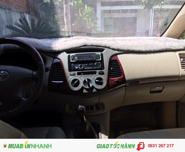 Cần bán xe innova G 2006 1