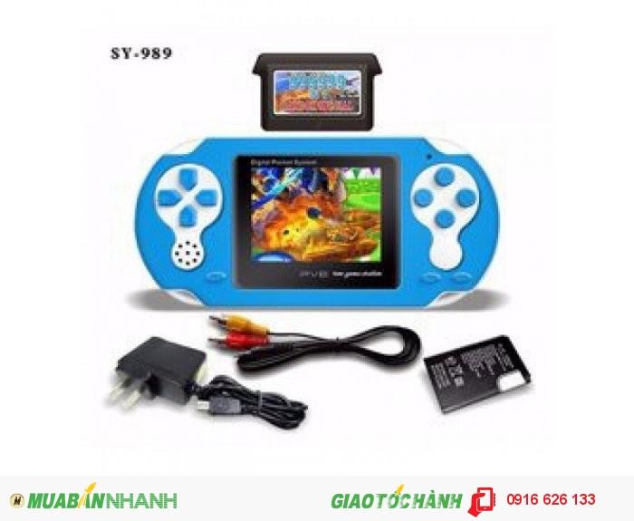 Máy chơi game cầm tay 999 trò chơi