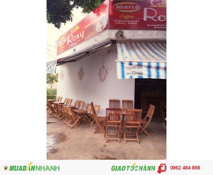 Sang quán cafe nhỏ xinh