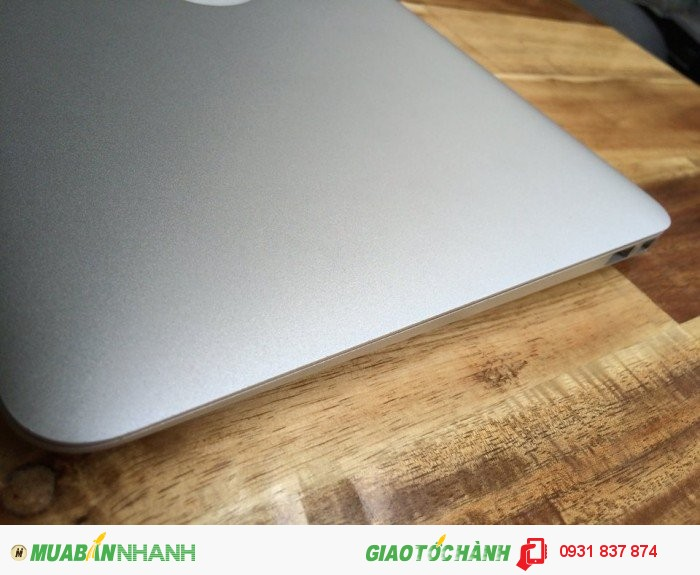 Macbook air 2011, 11.6in, i5, 2G, 128G, zin 100%, giá rẻ