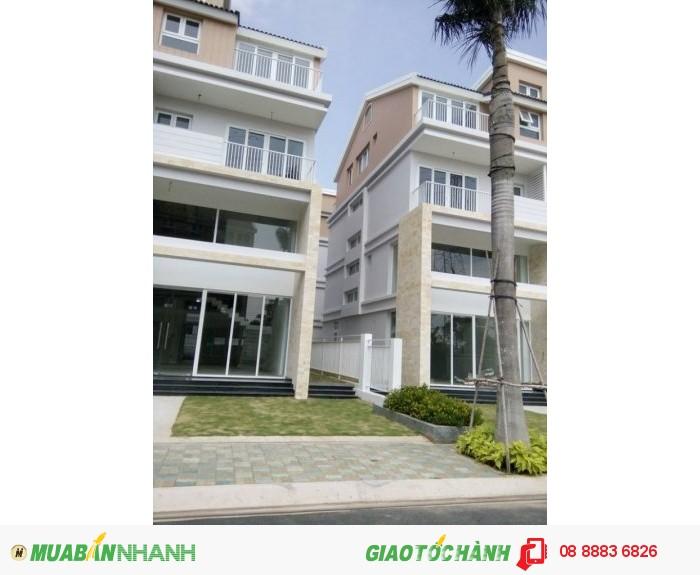 Biệt thự Dragon Pack 1 Nguyễn Hữu Thọ VAT giá rẻ 6,1 tỷ 8x21m đất, 300m2 xây dựng giao nhà ngay