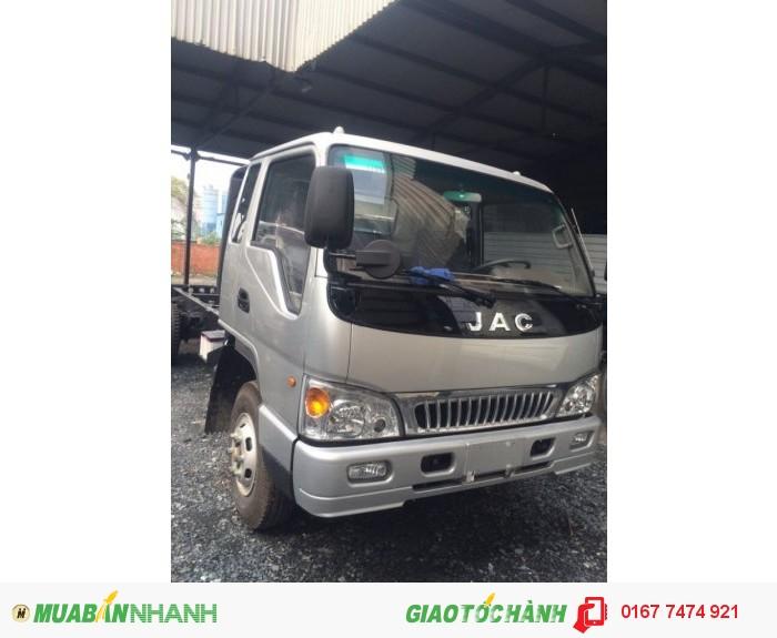 Xe tải JAC 6T4 HFC1083K1 đây là sự lụa chọn hoàn hảo nhất của bạn!