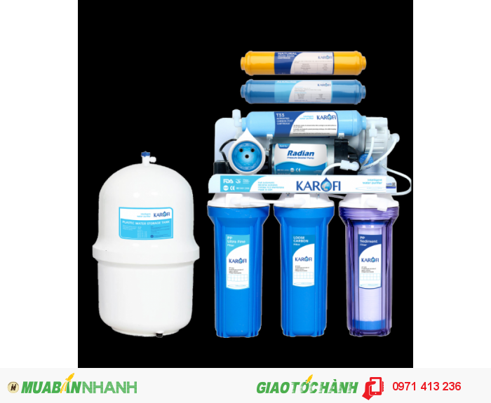 Những lý do tạo nên chất lượng khác biệt của máy lọc nước karofi
