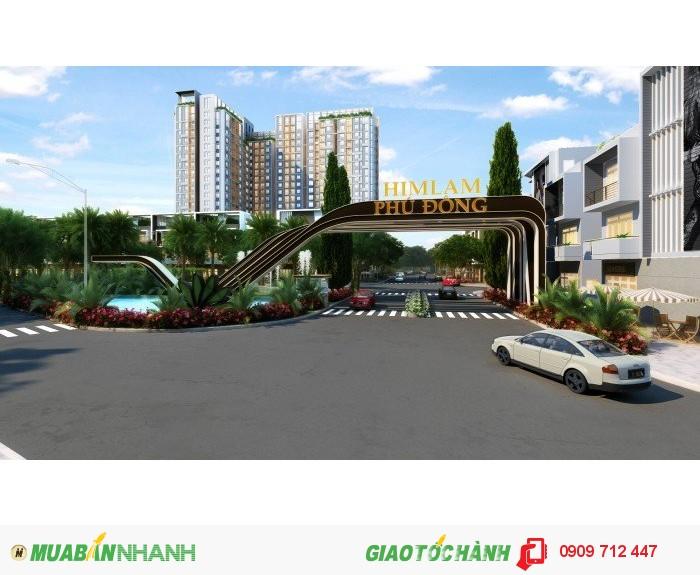 Nhận đặt mua căn hộ Him Lam ngay Phạm Văn Đồng chỉ 1 tỷ cho trả chậm 0% lãi