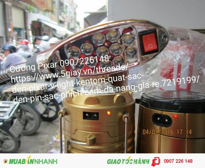 Đèn led máy may loại 1-12 led có cần hít nam châm2