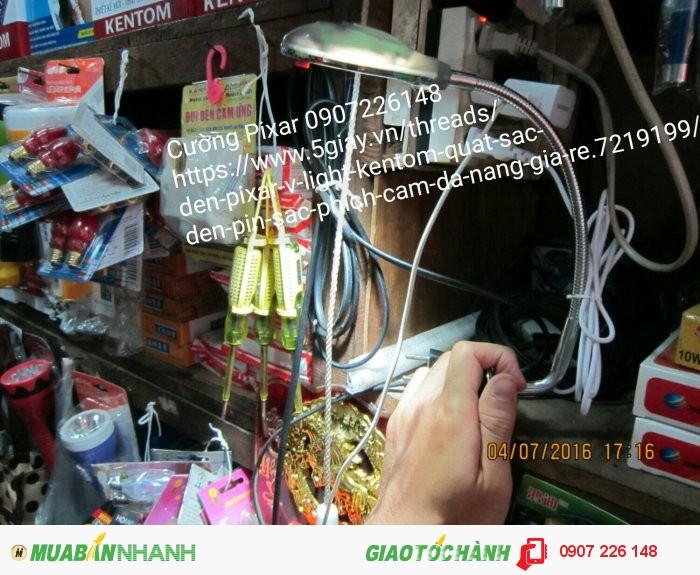 Đèn led máy may loại 1-12 led có cần hít nam châm4