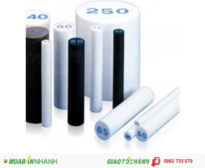Thanh nhựa Teflon màu trắng - Nhôm tấm 6061,5052 Trung Quốc0