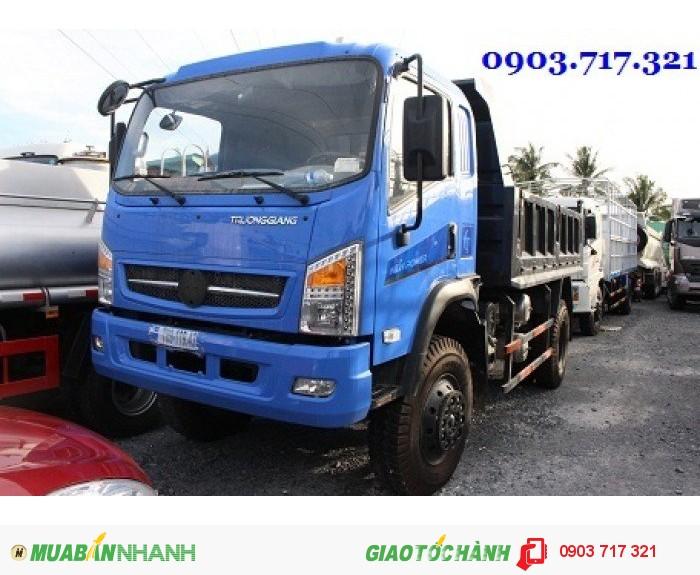 Bán trả góp xe ben DongFeng 9.2 tấn / Xe ben DongFeng 9T2 / DongFeng Trường Giang 9t2 – 9200kg – 9,2 0