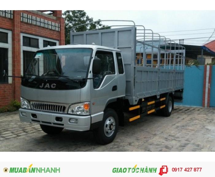 JAC Tải trung sản xuất năm 2016 Số tay (số sàn) Xe tải động cơ Dầu diesel