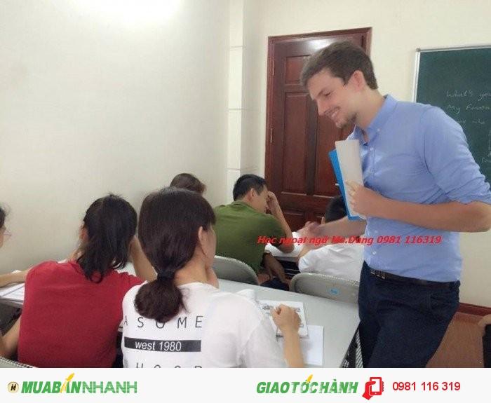 Đào tạo tiếng anh cơ bản, tiếng anh giao tiếp tốt, chất lượng nhất tại Hà Nội