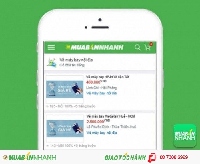 Giá vé máy bay đi Hải Phòng trên Mạng xã hội MuaBanNhanh