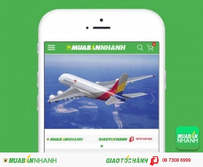 Giá vé máy bay đi Sài Gòn