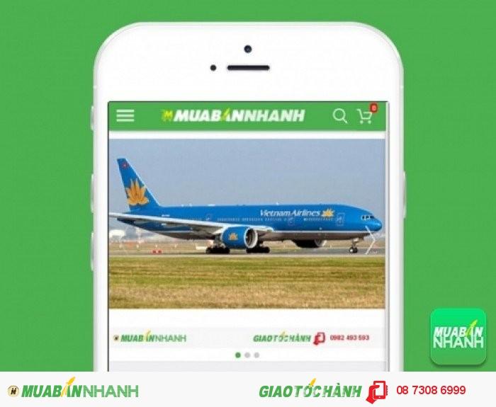 Đặt mua Vé máy bay đi Thái Lan trên mạng xã hội MuaBanNhanh
