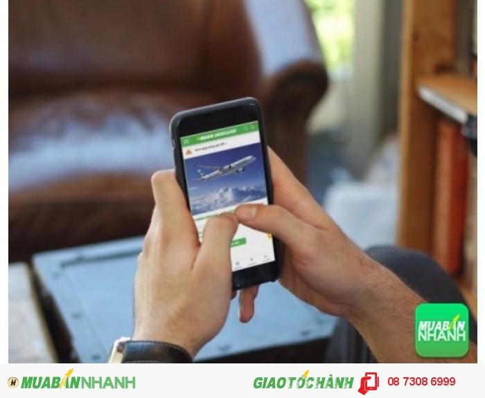 Đặt mua Vé máy bay đi Campuchia trên mạng xã hội MuaBanNhanh