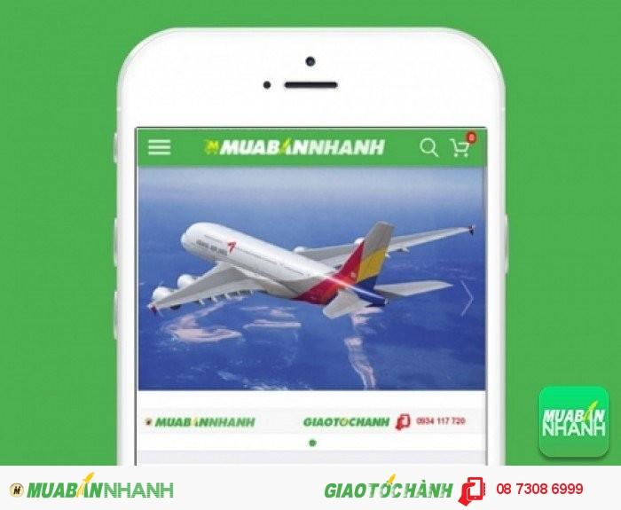 Đặt mua Vé máy bay đi Singapore trên mạng xã hội MuaBanNhanh