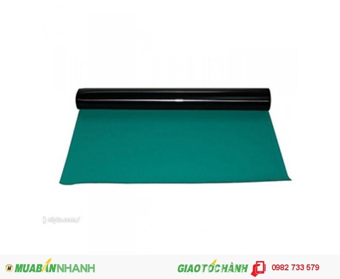 Thảm tĩnh điện Light green Nhôm tấm 6061 cắt lẻ0