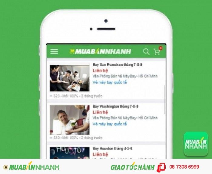 Giá Vé máy bay Lion Air trên mạng xã hội MuaBanNhanh