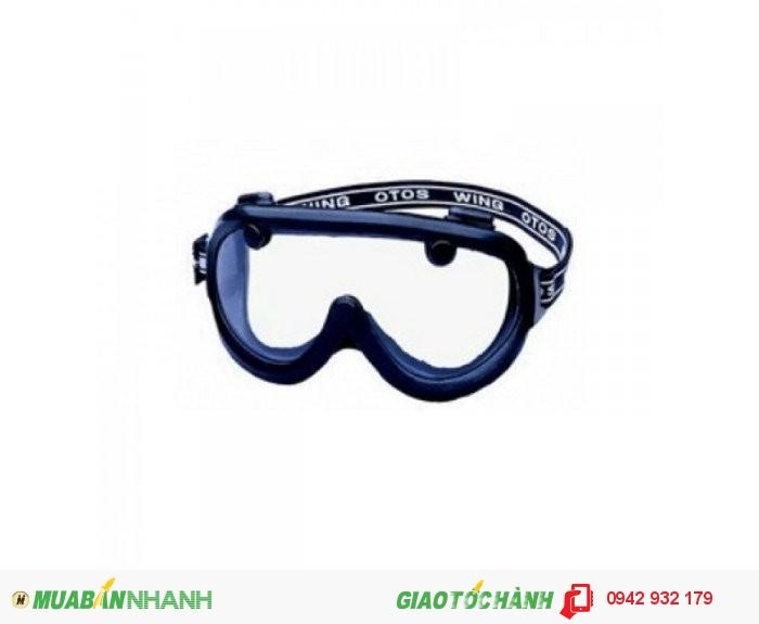 Kính mắt chống hóa chất S-501