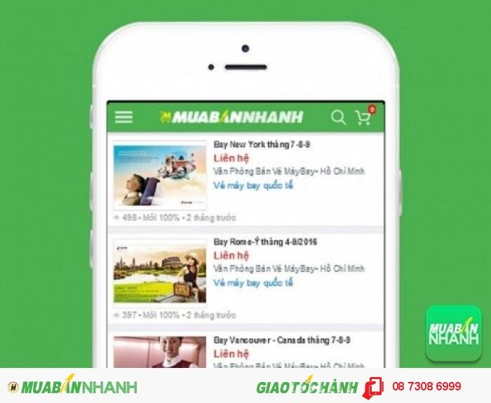 Giá Vé máy bay China Eastern trên mạng xã hội MuaBanNhanh