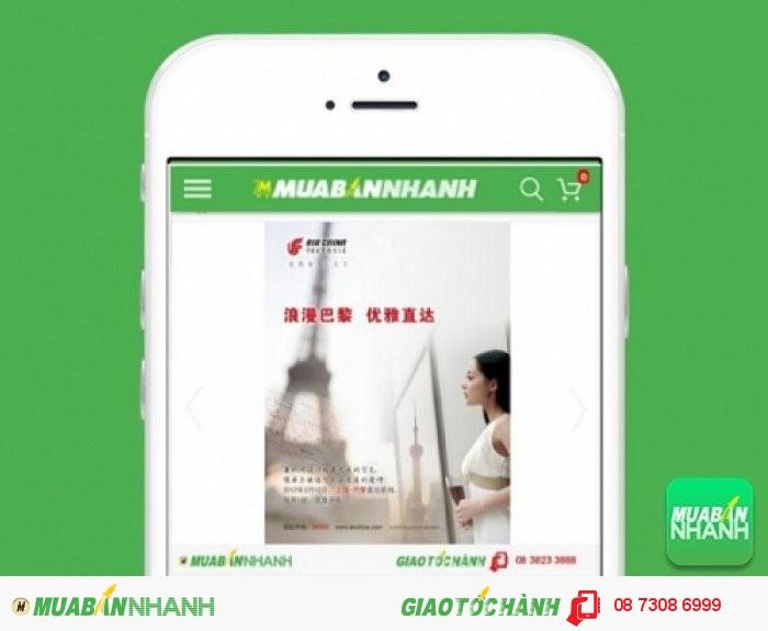 Đặt mua Vé máy bay China Eastern trên mạng xã hội MuaBanNhanh