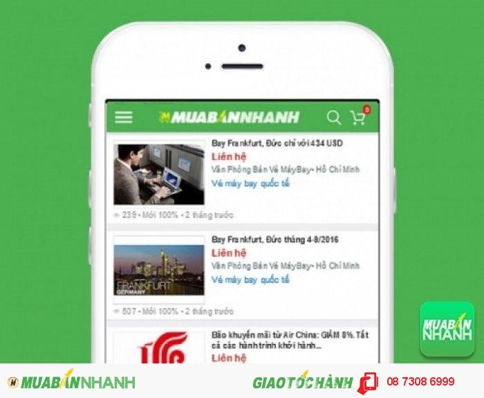 Giá Vé máy bay China Airlines trên mạng xã hội MuaBanNhanh