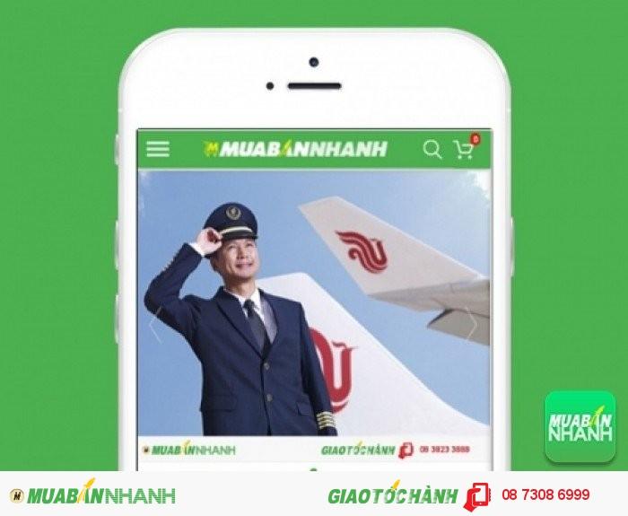 Đặt mua Vé máy bay Air France trên mạng xã hội MuaBanNhanh