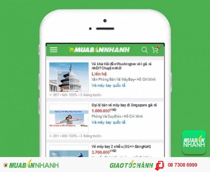 Giá Vé máy bay Air France trên mạng xã hội MuaBanNhanh