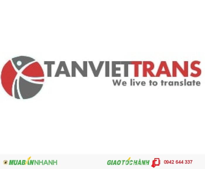 Dịch công chứng tiếng hàn giá rẻ chuẩn xác tại Hồ Chí Minh