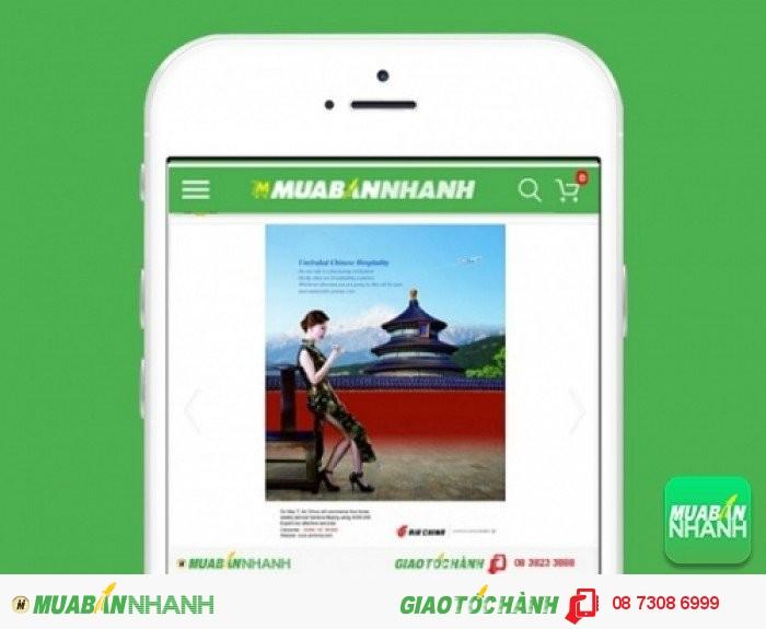 Đặt mua Vé máy bay All Nippon Airways trên mạng xã hội MuaBanNhanh